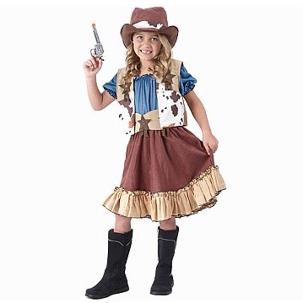 Str j kowbojka lubna alejka - Deguisement cowboy fille ...